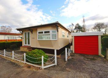 Thumbnail 2 bed detached bungalow for sale in Longacre Park, Wood Lane, South Hykeham
