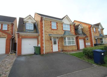 Thumbnail 4 bedroom detached house to rent in Hinchingbrooke Park, Huntingdon, Cambridgeshire.