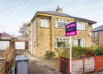 Thumbnail 2 bed semi-detached house for sale in Park Avenue, Bradford
