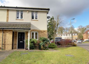 Thumbnail 3 bed end terrace house for sale in Badgers Rise, Woodley, Berkshire