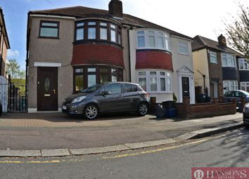 Thumbnail 3 bed terraced house for sale in Penrith Road, Hainault