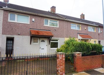 Thumbnail 3 bedroom terraced house for sale in Norbury Road, Liverpool