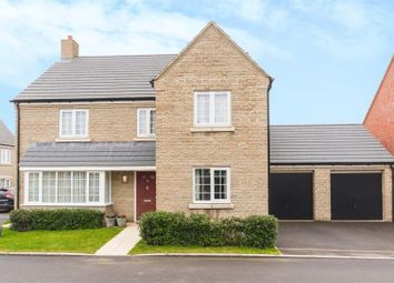 Thumbnail 5 bed detached house for sale in Chilton Field Way, Didcot, Chilton