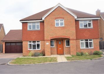 Thumbnail 5 bed detached house for sale in Sheldon Heights, Gravesend