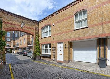 Thumbnail 4 bed mews house for sale in Onslow Mews West, London