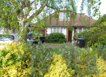 Thumbnail 4 bed detached bungalow to rent in Plough Hill, Cuffley, Potters Bar