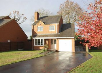 Thumbnail 3 bed detached house for sale in 8, Vyrnwy Crescent, Four Crosses, Llanymynech, Powys