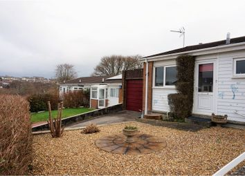 Thumbnail 1 bed bungalow for sale in Sunningdale Road, Saltash
