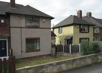 Thumbnail 2 bed end terrace house to rent in Morgan Road, Sheffield