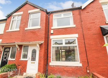 Thumbnail 3 bed terraced house for sale in Kendal Road, Lytham St. Annes, Lancashire