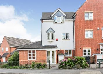 Thumbnail 4 bed semi-detached house for sale in Wavers Marston, Birmingham, .