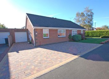 Thumbnail 2 bed bungalow to rent in Paddock Hill, Ponteland, Newcastle Upon Tyne