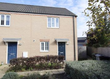 Thumbnail 2 bed end terrace house for sale in Ascot Close, Bourne