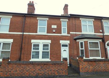 Thumbnail 3 bedroom terraced house for sale in Catherine Street, Derby