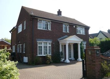 Thumbnail 4 bed detached house to rent in Cranfield Road, Wootton, Bedford