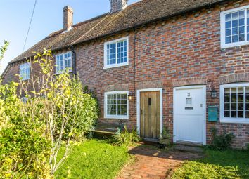 Thumbnail 3 bed terraced house for sale in Wellers Town Road, Chiddingstone, Edenbridge