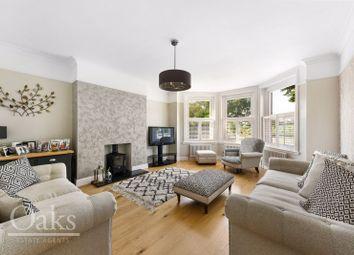 Harrow Road, Warlingham CR6. 3 bed semi-detached house