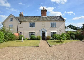 Thumbnail 4 bed semi-detached house for sale in Church Street, Wangford