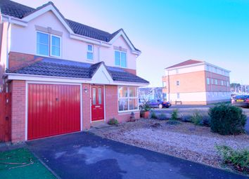 Thumbnail 4 bed detached house for sale in Rosetta Drive, East Cowes