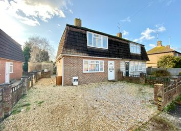 Thumbnail 3 bed semi-detached house for sale in Eastdale Road, Burgess Hill