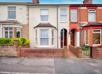 Thumbnail 3 bed terraced house for sale in Marchwood Road, Southampton