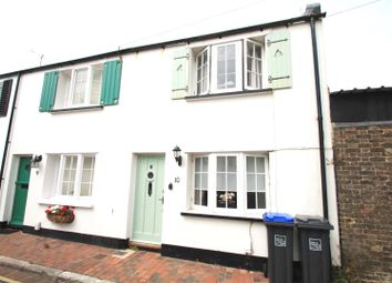 Thumbnail 2 bed cottage to rent in Western Row, Worthing