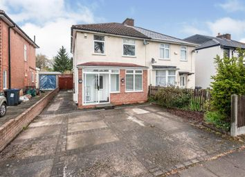 Thumbnail Semi-detached house for sale in Yardley Fields Road, Stechford, Birmingham