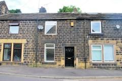 Thumbnail 2 bedroom terraced house to rent in Manchester Rd, Thurlstone