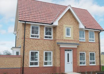 """Thumbnail 3 bedroom detached house for sale in """"Morpeth"""" at Yafforth Road, Northallerton"""