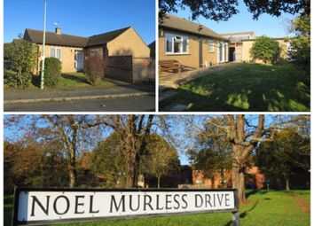 Thumbnail 3 bed bungalow to rent in Noel Murless Drive, Newmarket