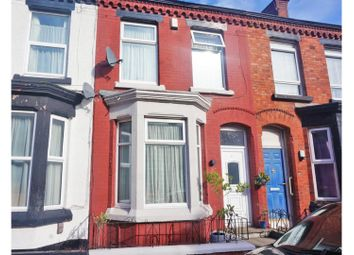 Thumbnail 2 bed terraced house for sale in Earp Street, Liverpool