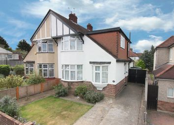 Thumbnail 3 bed semi-detached house for sale in Rushden Gardens, Ilford