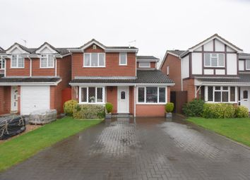 Thumbnail 3 bed property for sale in Cooper Gardens, Oadby, Leicester