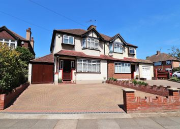 Thumbnail 3 bed semi-detached house for sale in Riverdale Road, Bexley