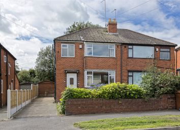 Thumbnail 3 bed semi-detached house for sale in Gotts Park Avenue, Leeds, West Yorkshire