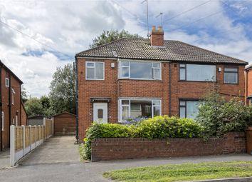 Thumbnail 3 bedroom semi-detached house for sale in Gotts Park Avenue, Leeds, West Yorkshire