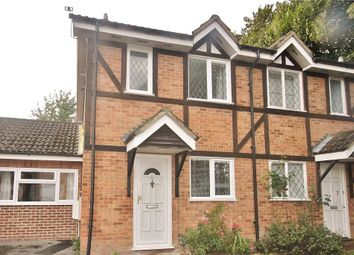 Thumbnail 3 bed semi-detached house for sale in Ravenfield, Englefield Green, Surrey