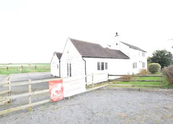 Thumbnail 3 bed detached house for sale in North Moor Road, Scotter, Gainsborough