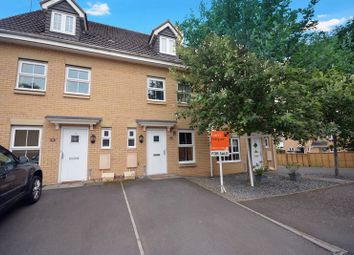Thumbnail 3 bedroom town house for sale in Ffordd Brynhyfryd, Old St Mellons, Cardiff