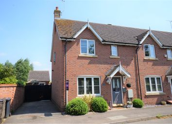 Thumbnail 3 bed semi-detached house for sale in Railway Crescent, Shipston-On-Stour