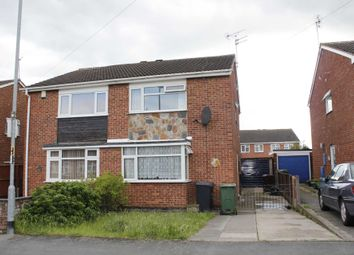 Thumbnail 3 bed semi-detached house to rent in Pinewood Avenue, Thurmaston, Leicester