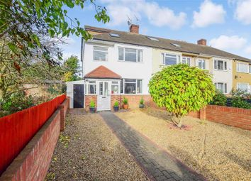 Thumbnail 4 bed end terrace house for sale in Kelly Way, Chadwell Heath, Essex