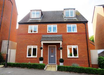 Thumbnail 6 bed detached house for sale in Turneys Drive, Wolverton Mill, Milton Keynes