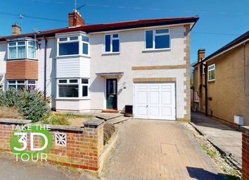 Thumbnail 4 bed semi-detached house to rent in Queens Walk, Stamford