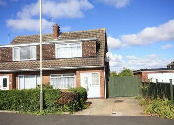 Thumbnail 3 bedroom semi-detached house to rent in Heron Drive, Darlington