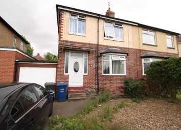 Thumbnail 3 bedroom semi-detached house for sale in Denton Road, Newcastle Upon Tyne