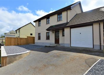 Thumbnail 3 bed detached house for sale in Horeb Road, Five Roads, Llanelli