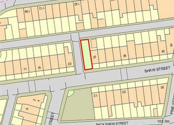 Thumbnail Land for sale in Shaw Street, Bury
