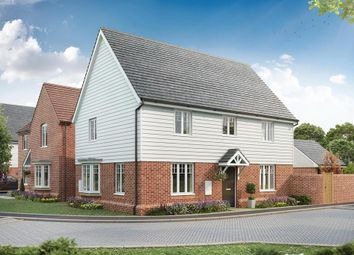 """Thumbnail 4 bedroom detached house for sale in """"Cornell"""" at Barnhorn Road, Bexhill-On-Sea"""