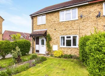 Thumbnail 3 bedroom end terrace house for sale in Peer Road, Eaton Socon, St. Neots, Cambridgeshire